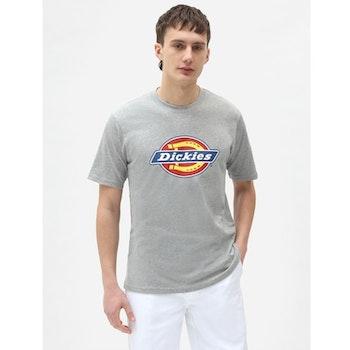 T-Shirt ICON logo Grey - Dickies