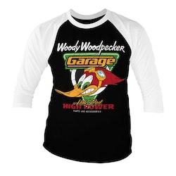 Baseball Hot Road Garage - Woddy Woodpecker