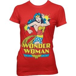 T-shirt Classic Red - Wonder Woman