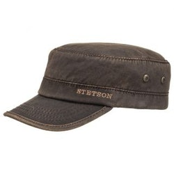 Keps Army brown flees - Stetson