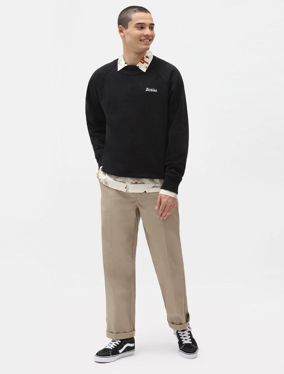 Sweatshirt Bettles Black - Dickies