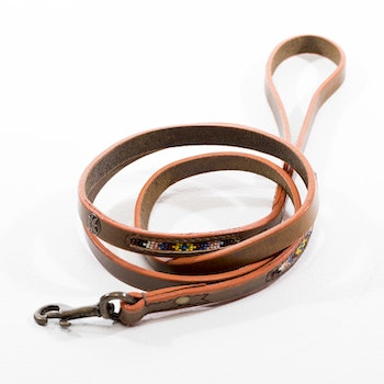 DOG LEASH INCA Pink