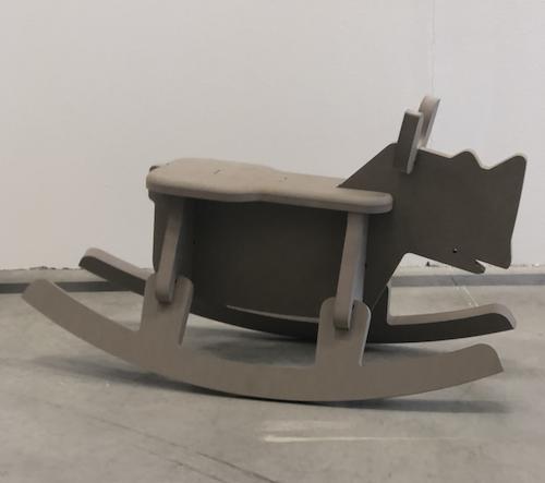 Gungdjur noshörning