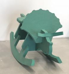 Gungdjur Triceratops