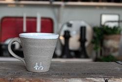 Liten kaffekopp - Grå