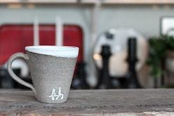 Espressokopp - Grå