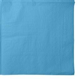 Servett - Ljusblå
