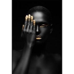 Poster, Gold finger