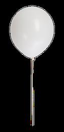 Ballonger - Vit
