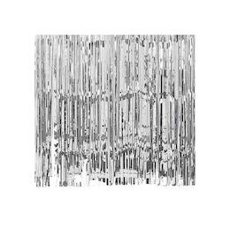 Dörrdraperi - Silver