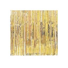 Dörrdraperi - Guld