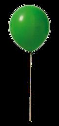 Ballong - Grön
