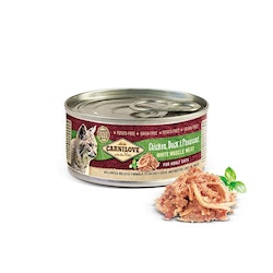 Carnilove White Muscle Meat Chicken, Duck & Pheasant, 100g