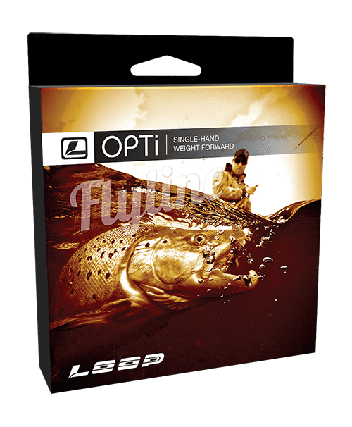 Loop OPTI Stillwater Singel-hand Fluglina flyt WF