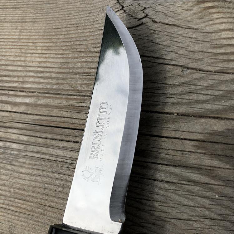 Handgjord vildmarkskniv #6