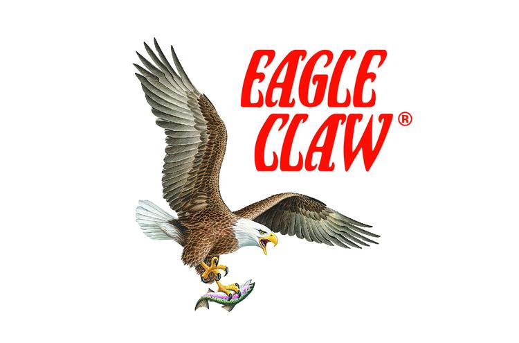 Rak Eagle Claw Trekrok 2X strong #4 Bronze