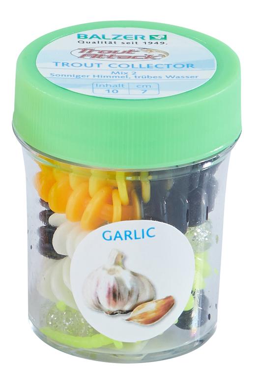 Trout Collector Series Vitlök 10p