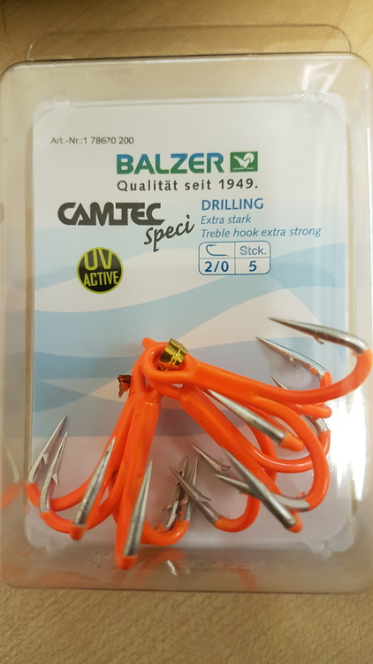 Camtec Extra Strong 5-pack