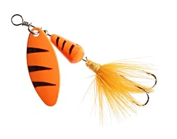 Colonel Fuzzy Orange Tiger