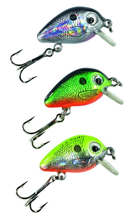 Trout Crank Wobbler
