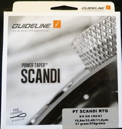 Fluglina Guideline Scandi Power Taper