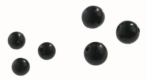 Mjuka gummi pärlor