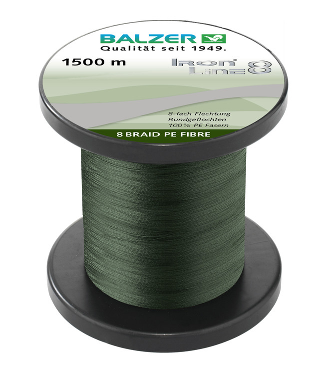 Iron Line 8 Spin green 1500m