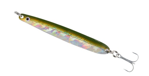 Colonel Z Seatrout II Green Silver