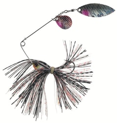 Colonel Spinner Baits Silver-Black