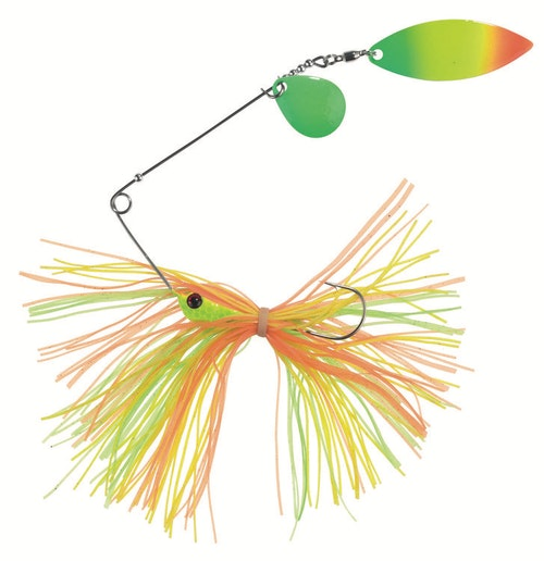 Colonel Spinner Baits Fluo-Yellow