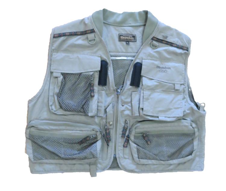 Snowbee Short Vest