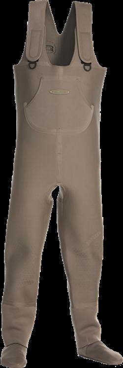 Vision SUBZERO 5mm STKFT wader