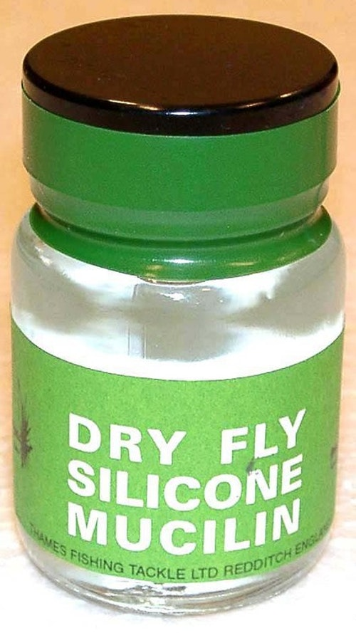Dry fly silicon