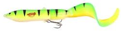 Savagear - Hard Eel Tail Bait Fire Tiger 3D