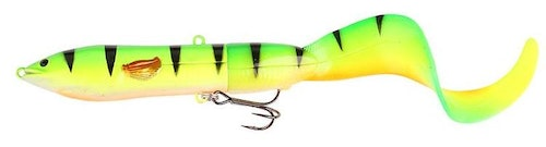 Savagear - Hard Eel Tail Bait Fire Tiger