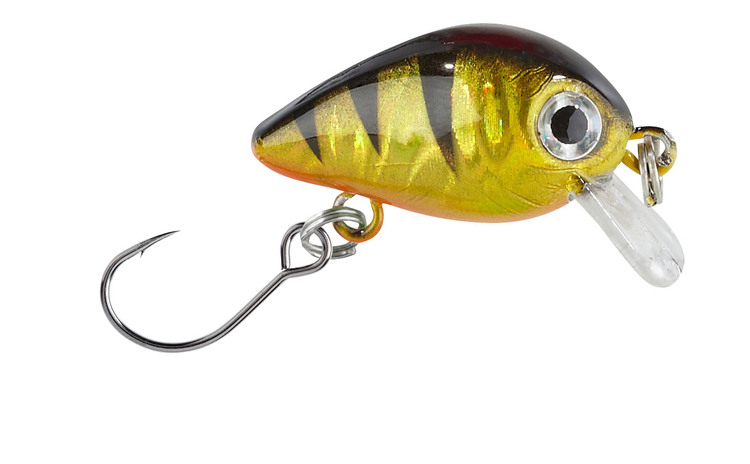 » Trout Crank « Wobbler