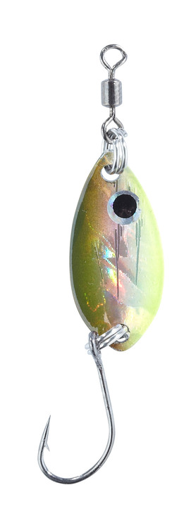 "Trout Spoon ""Leaf"""