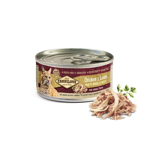 Carnilove White Muscle Meat Chicken & Lamb, 100g