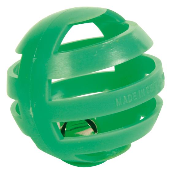 Trixie Leksaksbollar, ø4 cm, 4-pack