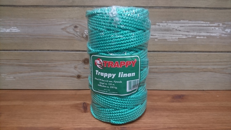 Trappy Lina c:a 125 meter 4,0 mm