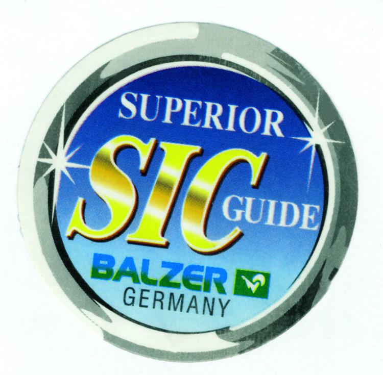 Öglor 2- ben, 9 olika storlekar SIC-guides