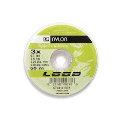 Loop Nylon Tippet Tafs material