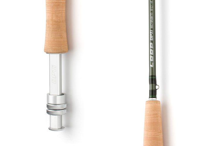 LOOP Opti Stream Fly Rod 9´ AFTM # 5