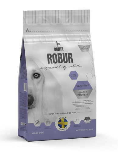 Robur Sens single prot. Lamb 3 kg