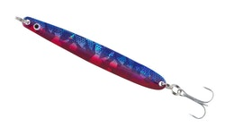 Colonel Z Seatrout II Blue-Red med Mustad krok