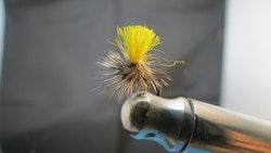 Klinkhammer Black/yellow torr fluga