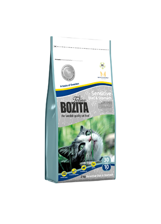 Bozita Feline Diet & Stomach 2 kg