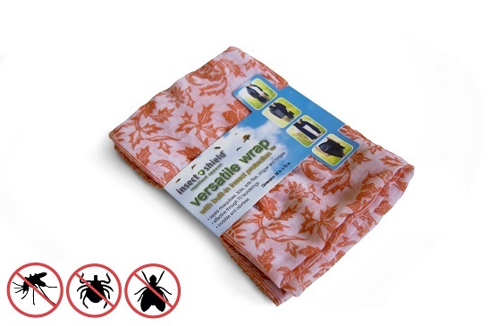 "Insect Shield® scarf ""multi-use"""