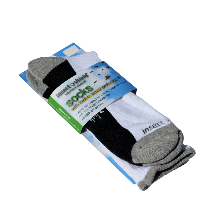 Insect Shield® sockor