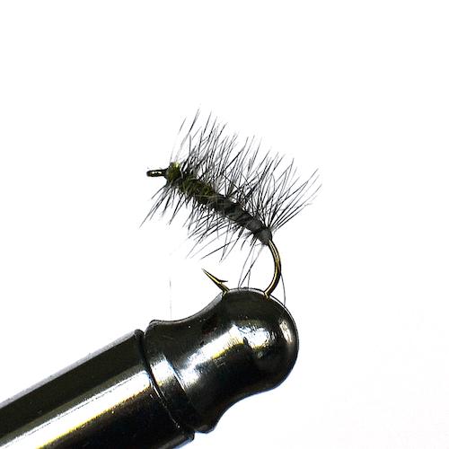 Surpuppa Gray/Green torr fluga